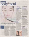 Isabelle Haddo Article - Times Newspaper